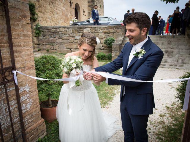 Il matrimonio di Francesco e Giovanna a Camerino, Macerata 21
