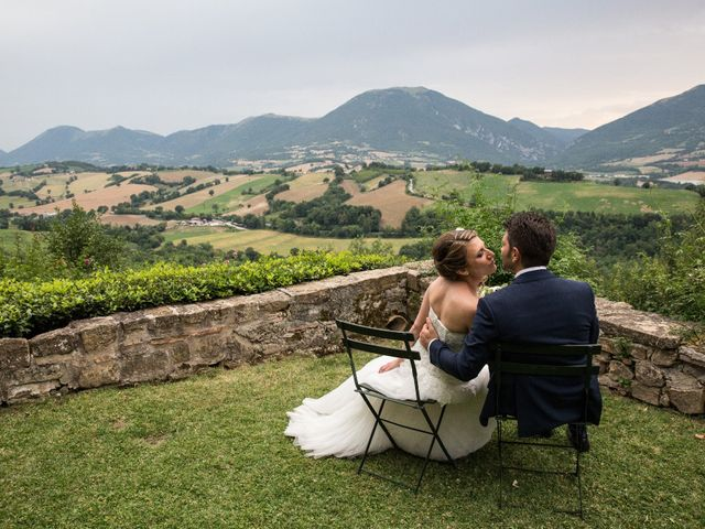 Il matrimonio di Francesco e Giovanna a Camerino, Macerata 22