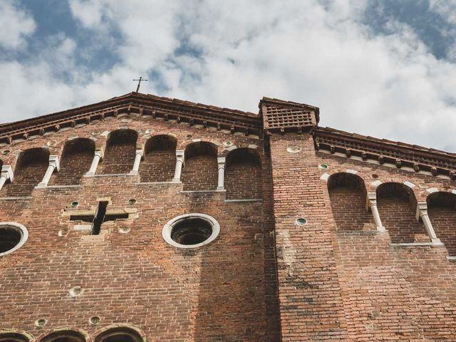 Il matrimonio di Luca e Clarissa a Pavia, Pavia 18