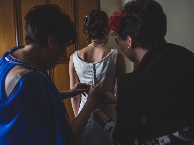 Il matrimonio di Luca e Clarissa a Pavia, Pavia 20