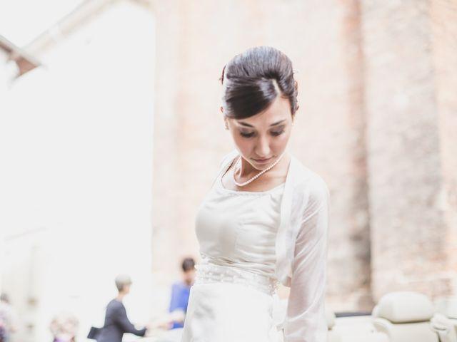 Il matrimonio di Luca e Clarissa a Pavia, Pavia 24