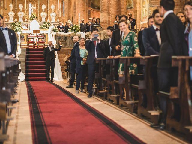 Il matrimonio di Luca e Clarissa a Pavia, Pavia 25