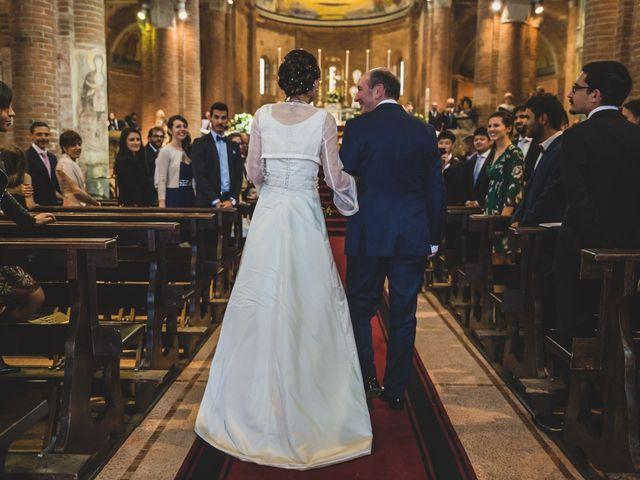 Il matrimonio di Luca e Clarissa a Pavia, Pavia 27