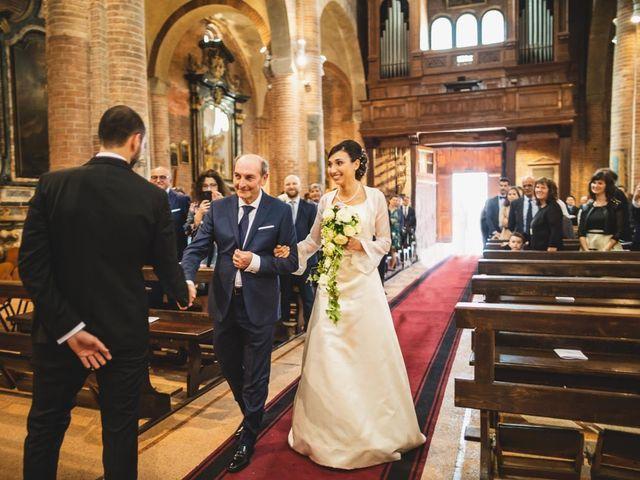 Il matrimonio di Luca e Clarissa a Pavia, Pavia 28