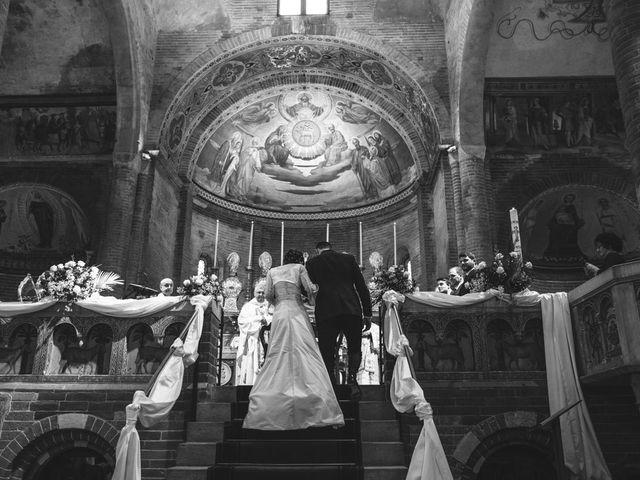 Il matrimonio di Luca e Clarissa a Pavia, Pavia 29