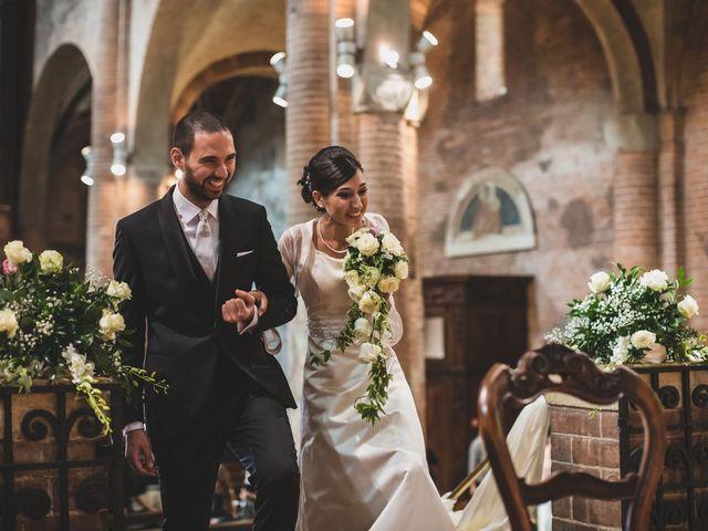 Il matrimonio di Luca e Clarissa a Pavia, Pavia 30
