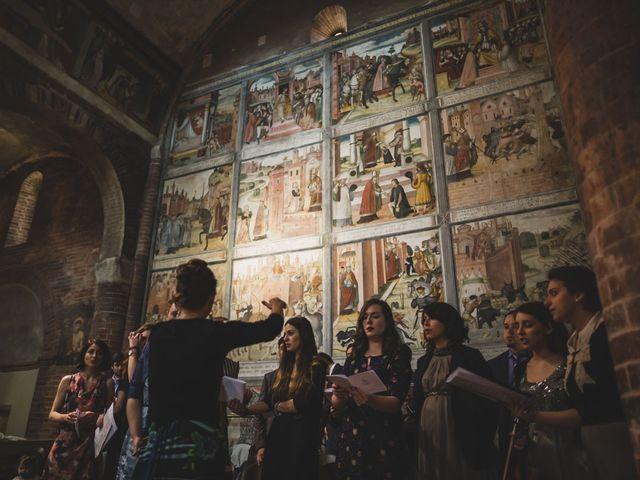 Il matrimonio di Luca e Clarissa a Pavia, Pavia 31