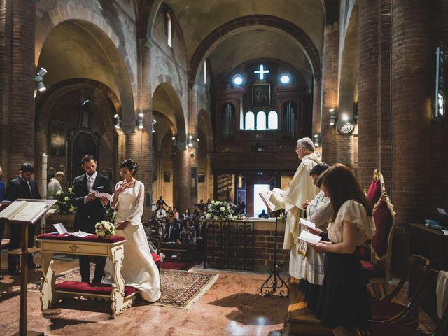 Il matrimonio di Luca e Clarissa a Pavia, Pavia 32