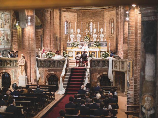 Il matrimonio di Luca e Clarissa a Pavia, Pavia 33