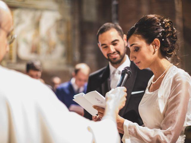 Il matrimonio di Luca e Clarissa a Pavia, Pavia 35