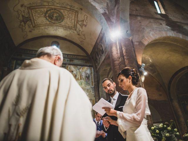 Il matrimonio di Luca e Clarissa a Pavia, Pavia 36