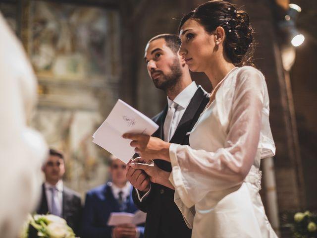Il matrimonio di Luca e Clarissa a Pavia, Pavia 37