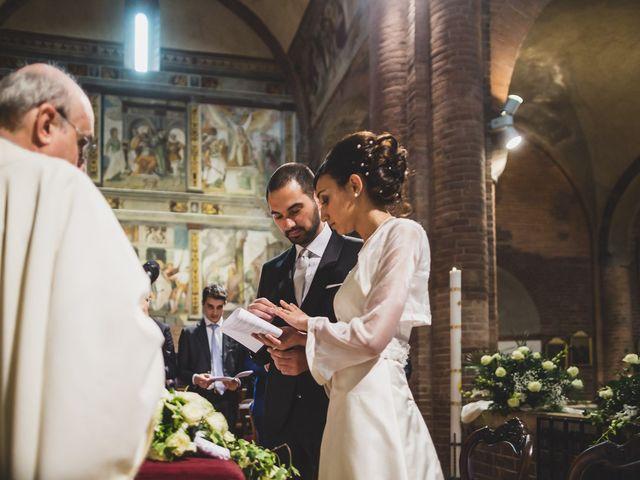 Il matrimonio di Luca e Clarissa a Pavia, Pavia 39