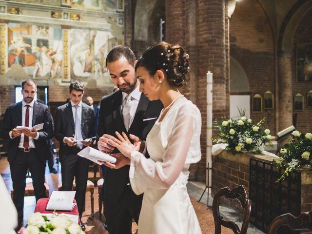 Il matrimonio di Luca e Clarissa a Pavia, Pavia 40