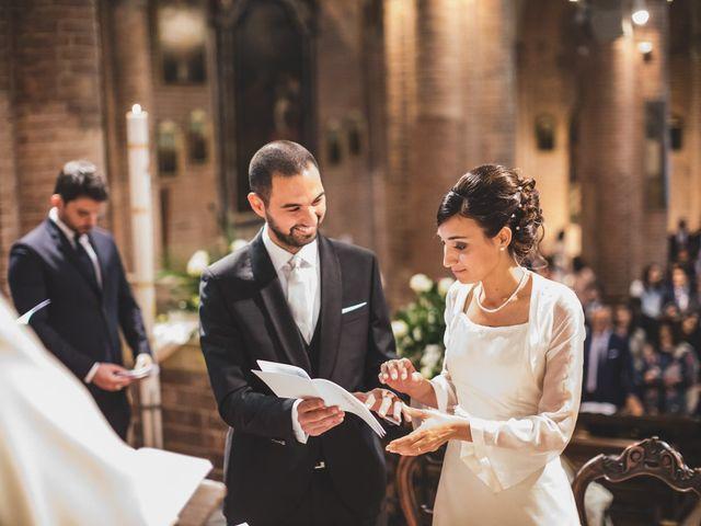 Il matrimonio di Luca e Clarissa a Pavia, Pavia 41