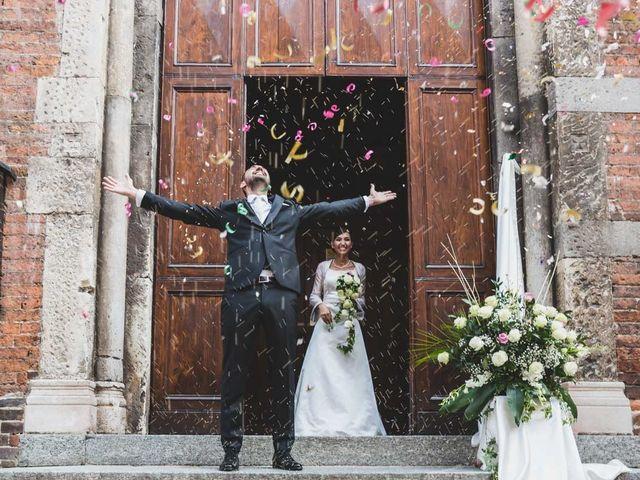 Il matrimonio di Luca e Clarissa a Pavia, Pavia 1