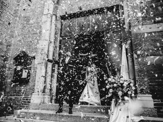 Il matrimonio di Luca e Clarissa a Pavia, Pavia 42
