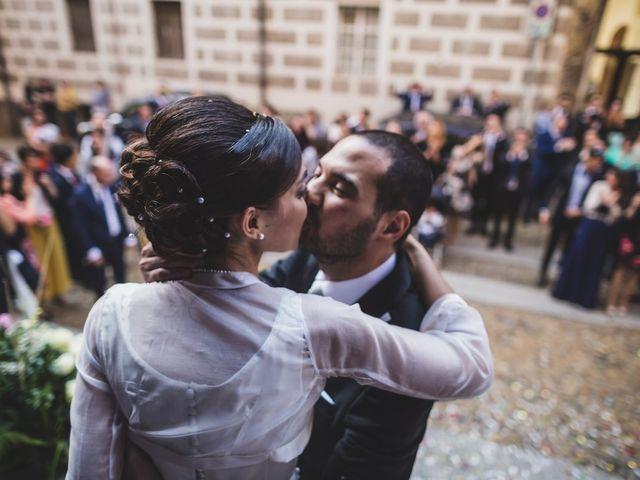 Il matrimonio di Luca e Clarissa a Pavia, Pavia 43