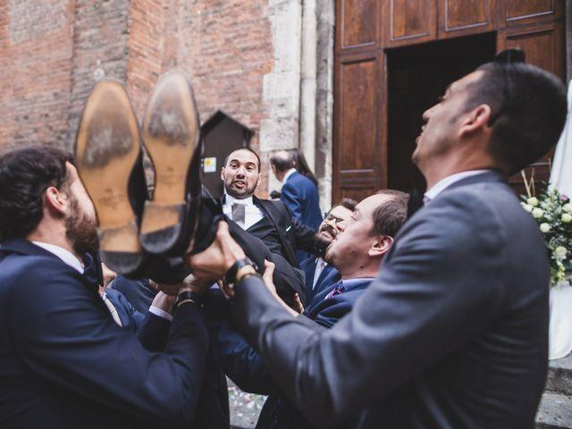 Il matrimonio di Luca e Clarissa a Pavia, Pavia 44