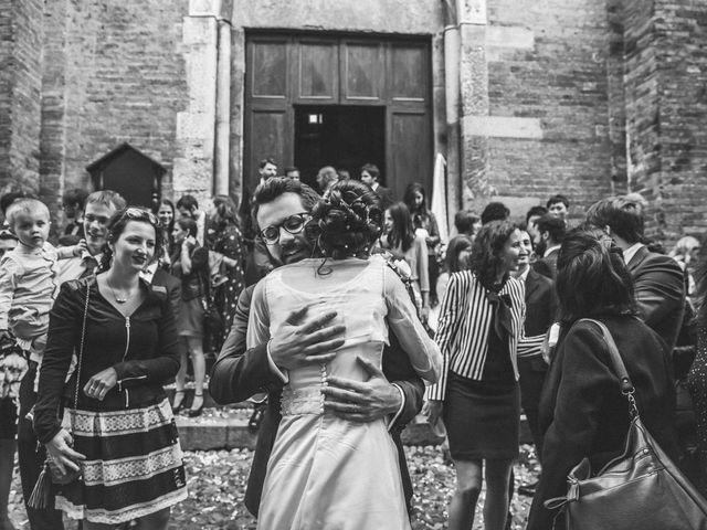 Il matrimonio di Luca e Clarissa a Pavia, Pavia 48