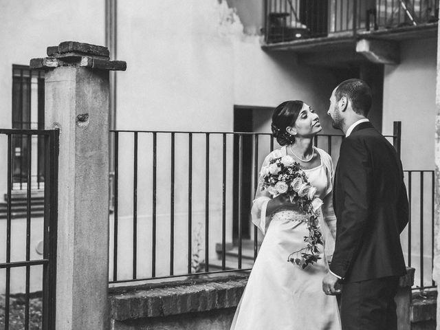 Il matrimonio di Luca e Clarissa a Pavia, Pavia 49
