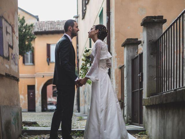 Il matrimonio di Luca e Clarissa a Pavia, Pavia 50