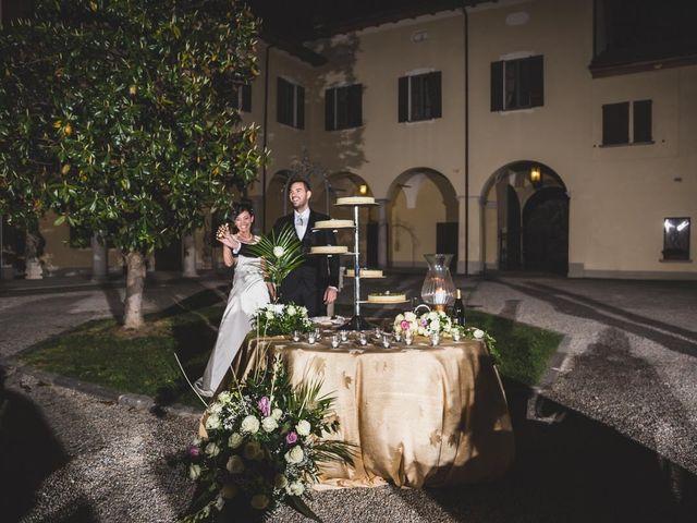 Il matrimonio di Luca e Clarissa a Pavia, Pavia 58