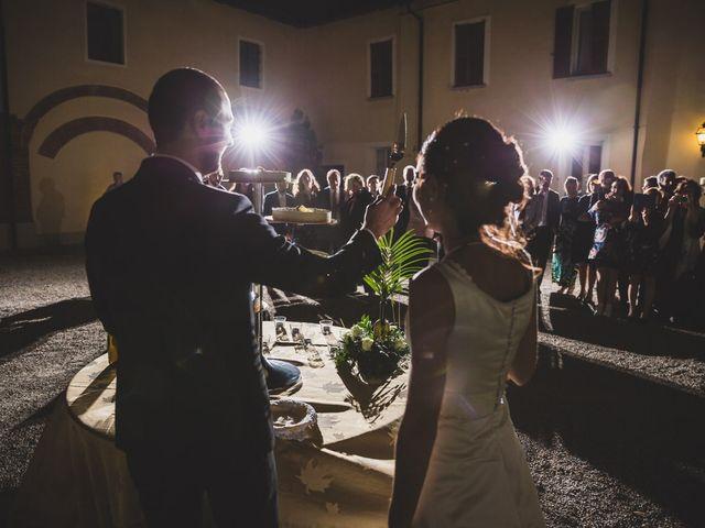 Il matrimonio di Luca e Clarissa a Pavia, Pavia 59