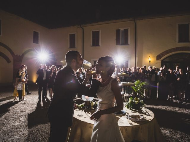 Il matrimonio di Luca e Clarissa a Pavia, Pavia 60