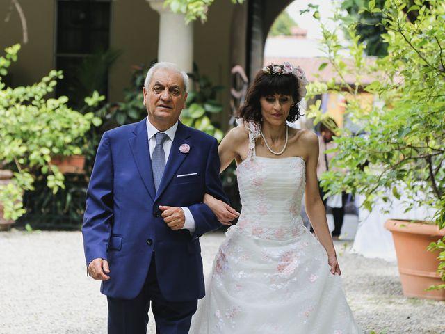Il matrimonio di Marco e Stefania a Pieranica, Cremona 31