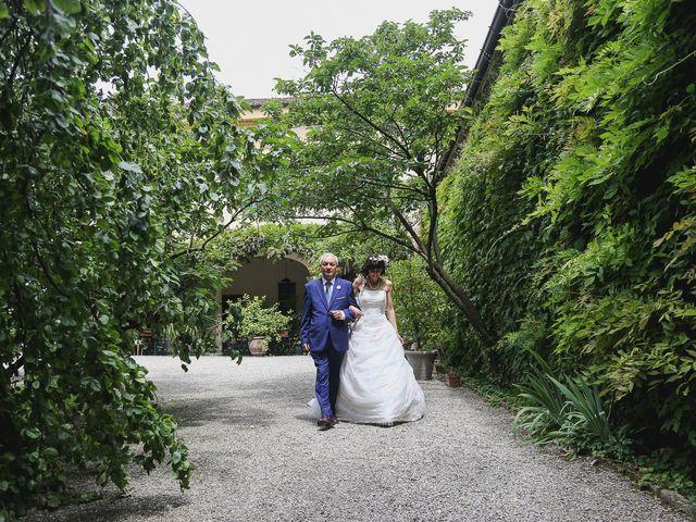 Il matrimonio di Marco e Stefania a Pieranica, Cremona 32