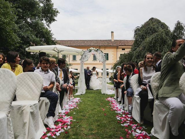 Il matrimonio di Marco e Stefania a Pieranica, Cremona 33