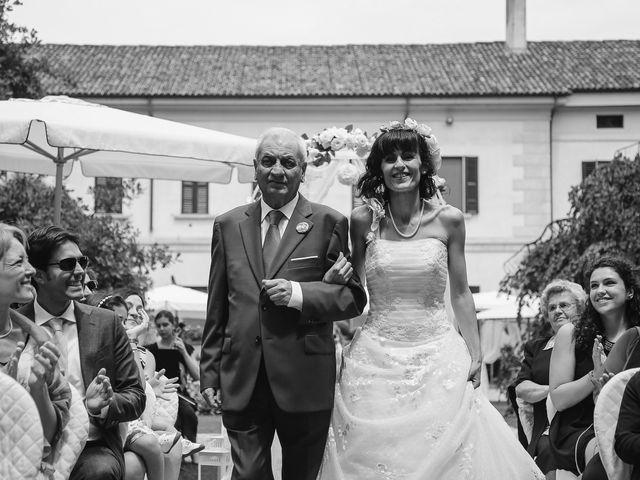 Il matrimonio di Marco e Stefania a Pieranica, Cremona 34