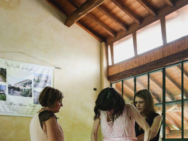 Il matrimonio di Marco e Stefania a Pieranica, Cremona 44