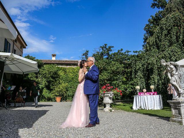 Il matrimonio di Marco e Stefania a Pieranica, Cremona 57