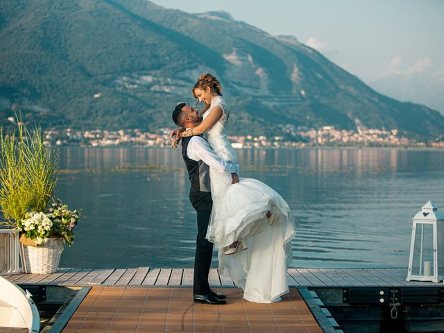 Le nozze di Nicoletta e Mirko