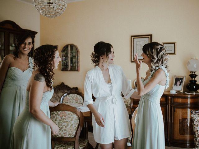 Il matrimonio di Salvo e Mariangela a Enna, Enna 9