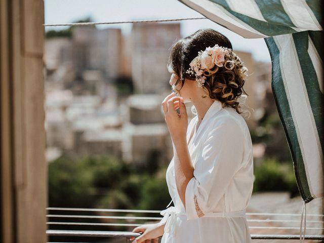 Il matrimonio di Salvo e Mariangela a Enna, Enna 11