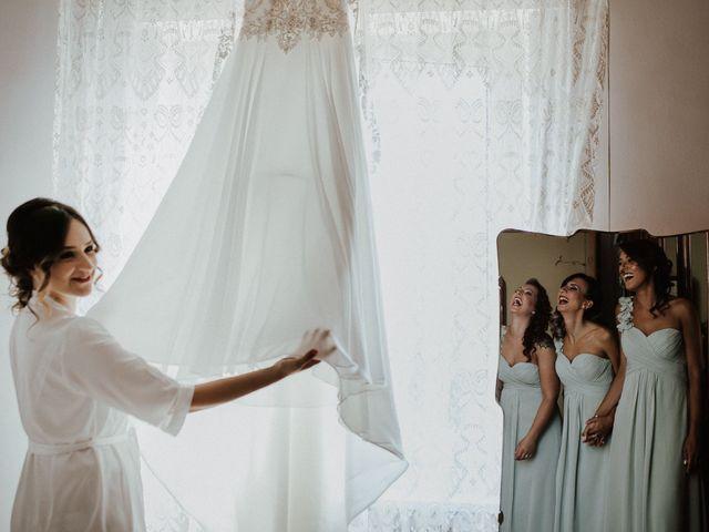 Il matrimonio di Salvo e Mariangela a Enna, Enna 12