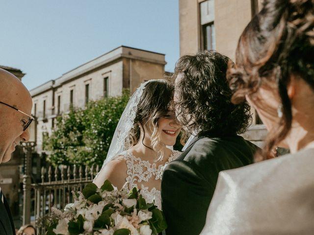 Il matrimonio di Salvo e Mariangela a Enna, Enna 38
