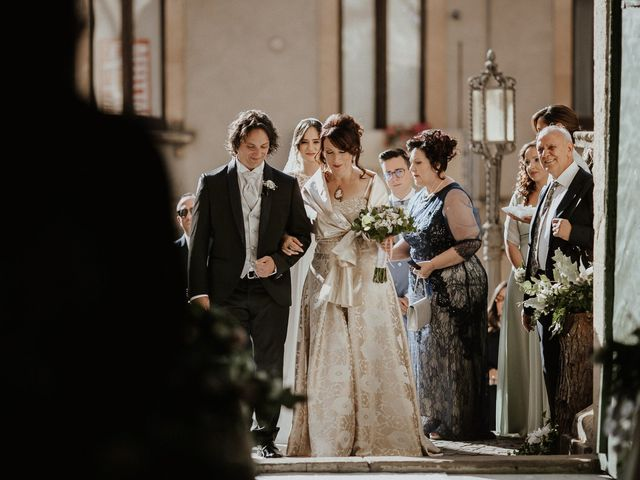Il matrimonio di Salvo e Mariangela a Enna, Enna 39
