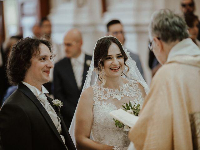 Il matrimonio di Salvo e Mariangela a Enna, Enna 41