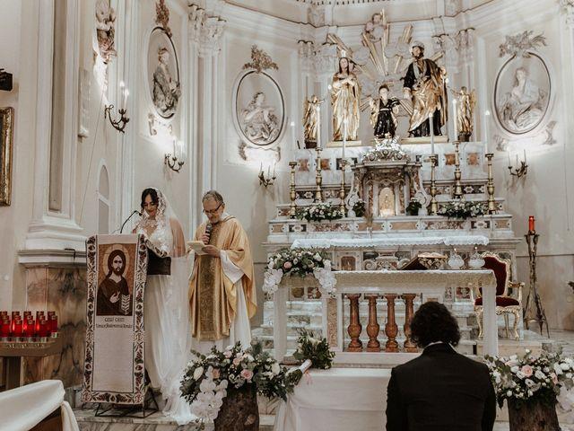 Il matrimonio di Salvo e Mariangela a Enna, Enna 43