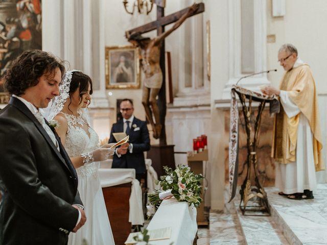 Il matrimonio di Salvo e Mariangela a Enna, Enna 44