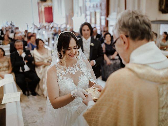 Il matrimonio di Salvo e Mariangela a Enna, Enna 48