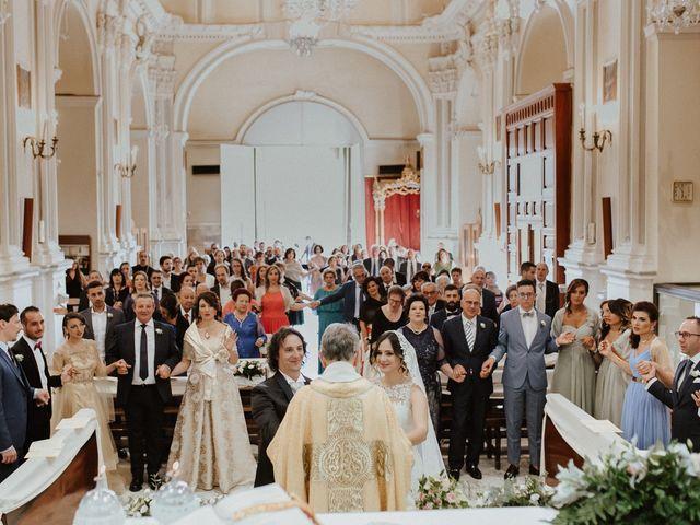 Il matrimonio di Salvo e Mariangela a Enna, Enna 49