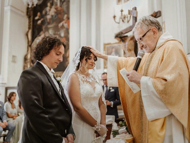 Il matrimonio di Salvo e Mariangela a Enna, Enna 50