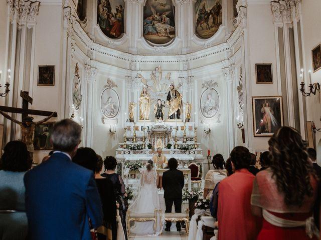 Il matrimonio di Salvo e Mariangela a Enna, Enna 52