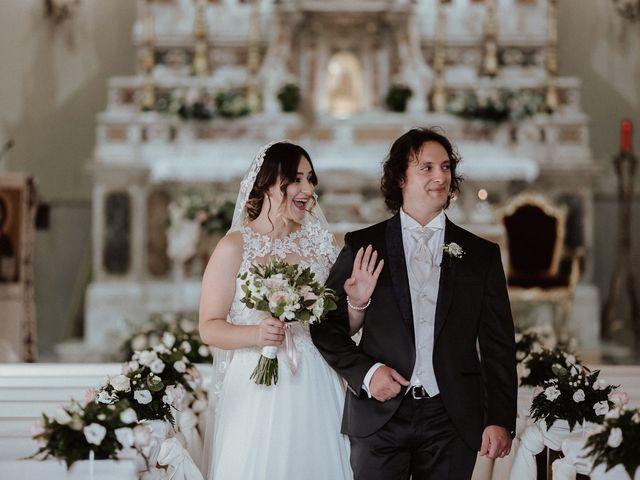 Il matrimonio di Salvo e Mariangela a Enna, Enna 53
