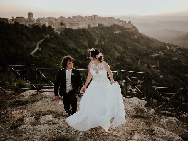 Le nozze di Mariangela e Salvo